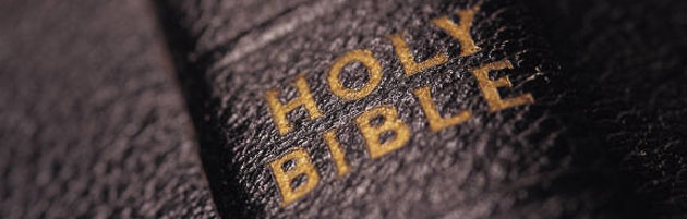 Holy Bible - Christianity and Judaism
