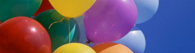 We Are The Optimists - Balloons