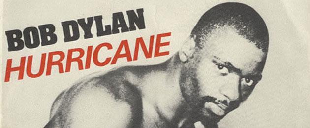 Bob Dylan: Hurricane (song)
