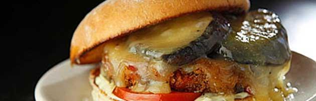 Lauren Viera: Veggie Burger Manifesto