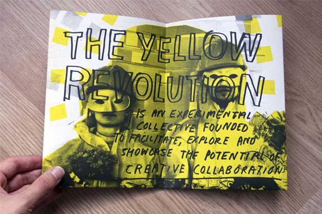 Alex Ostrowski: The Yellow Manifesto