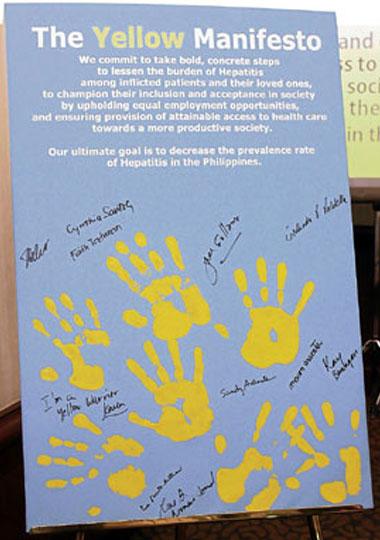 The Yellow Manifesto