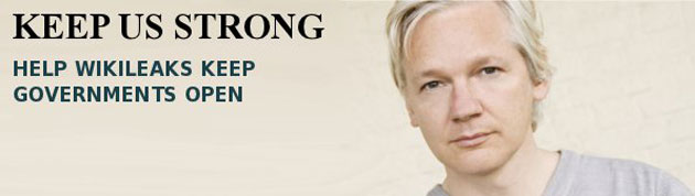 Julian Assange: The Wikileaks Manifesto