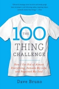 Dave Bruno, author of The 100 Thing Challenge