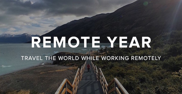 Remote Year - Travel the World while Working Remotely
