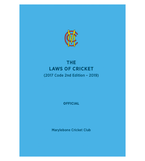 The Laws of Cricket