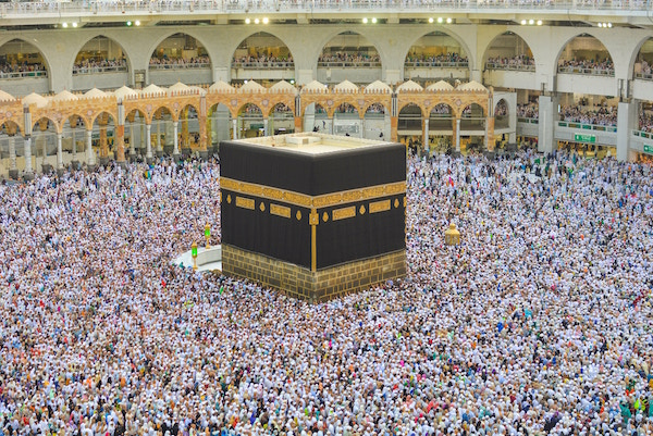 Five Pillars of Islam - The Hajj or pilgrimage to Mecca